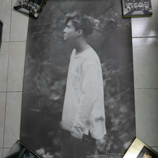 Suho Official Exodus Poster