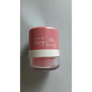 Lioele Carry Me Blusher #Pink