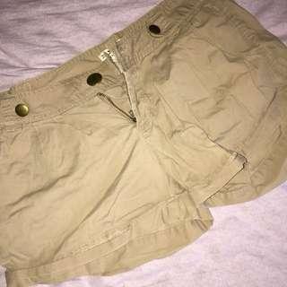 Khakis Shorts