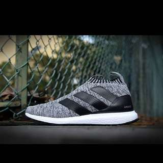 adidas  太極 二代中帮 (貝克漢姆同款) 原廠品質 灰黑