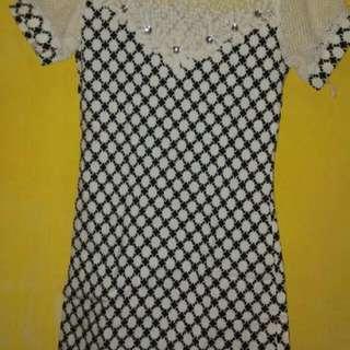 mini dress like new