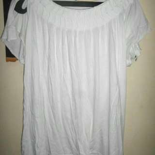ELLE tshirt white