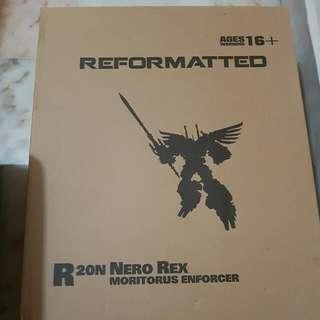 Transformers Mmc Nero Rex Predaking