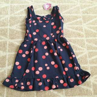 Dress Pita Flower Kids