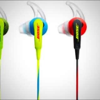 Bose Earphones With Mic