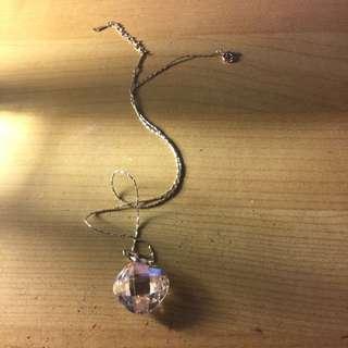 Large Swarovski Crystal Necklace
