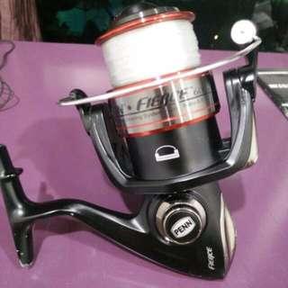 Penn Fierce 6000 Spinning fishing reel