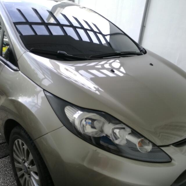 2012 Ford Fiesta, Monday Coding, Casa Maintained, With Comprehensive Insurance til October 2017, 1st owner, RFS- will buy a bigger car