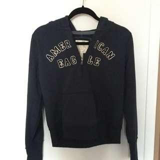 American Eagle Hoodie Sweater
