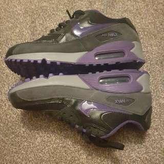 Nike Air Max ( Violet )