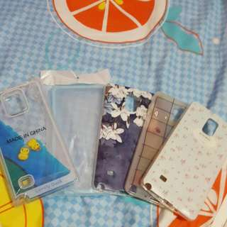 Note 4 casing
