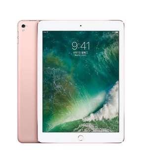iPad Pro 32G 玫瑰金 WIFI版 全新 未開封