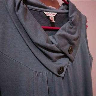 Grey Pavlova Dress