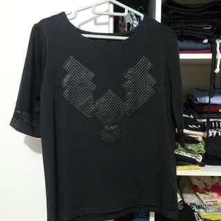 Femmex Black Shirt