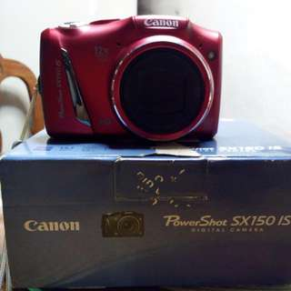 CANON DIGITAL SHOT CAMERA