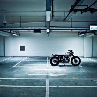 手工 野狼 125cc 改裝 復古