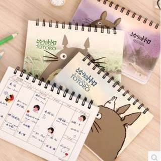TOTORO PLANNERS