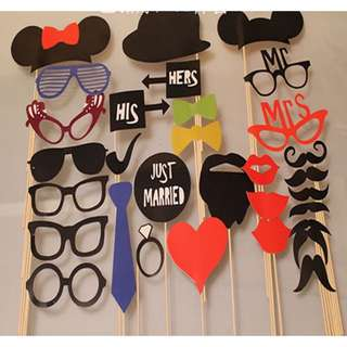 [INSTOCK] Party photobooth