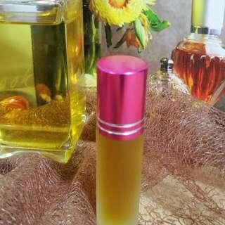 Citrus & Deer Musk Meditation Oil