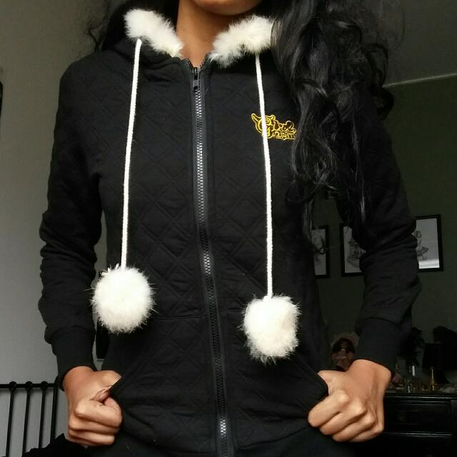 2pm Girl Fur Hoodie/Jacket