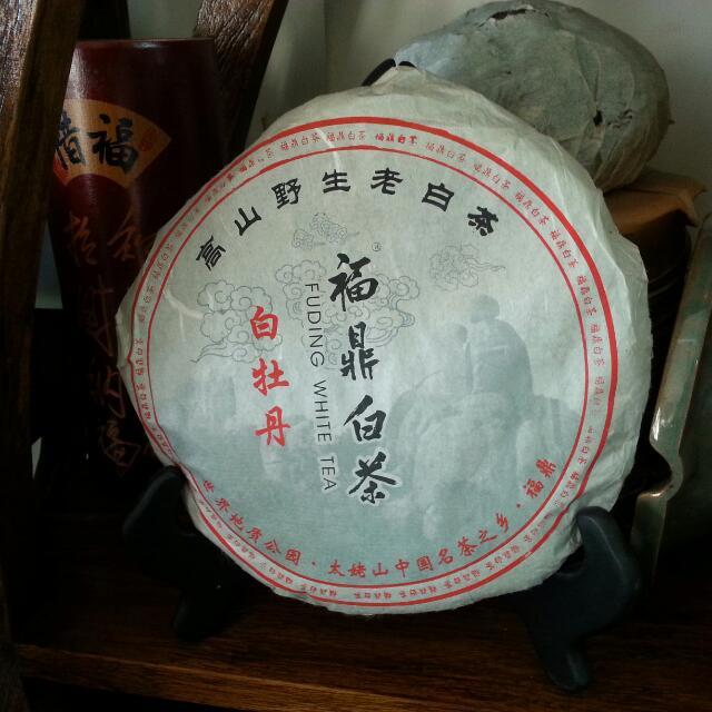 雲南福鼎白茶