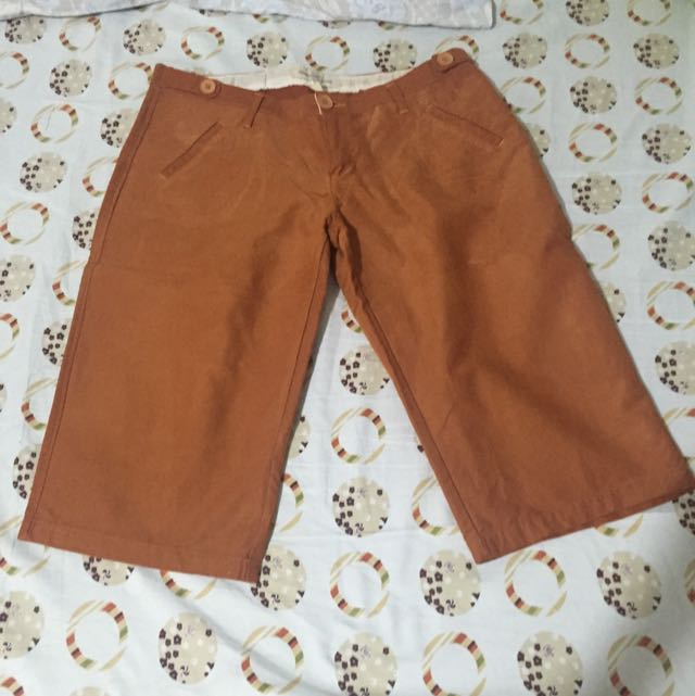 Abercrombie And Fitch Chino Shorts