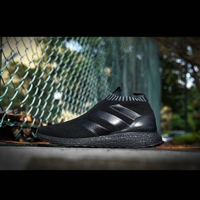 adidas  太極 二代中帮 (貝克漢姆同款) 原廠品質 黑色 男款