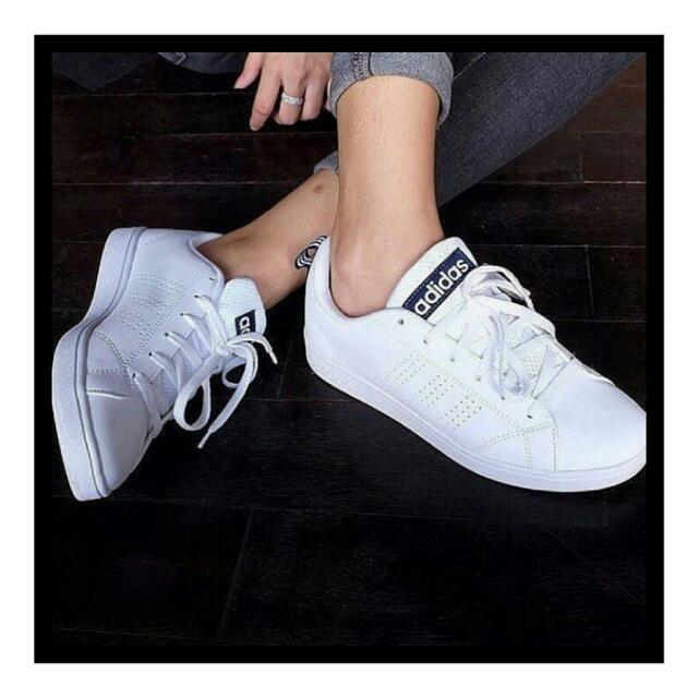 Adidas Neo Advantage Cleans White