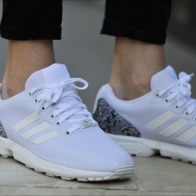 new arrival 1ba22 9593d Adidas ZX FLUX TECH NPS, Men s Fashion, Footwear on Carousell