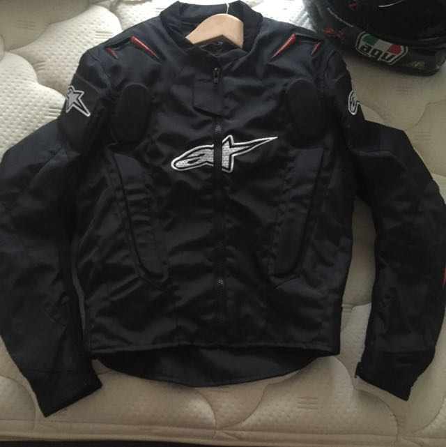 Alpinestars Men's Waterproof Jacket