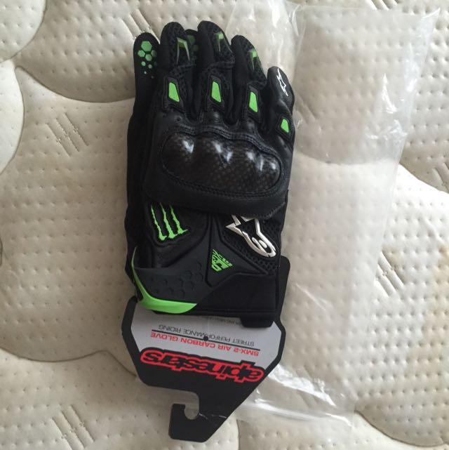 Alpinestars X Monster Riding Gloves