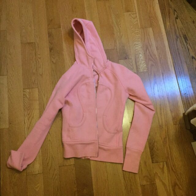 Authentic Lululemon Scuba Sweater