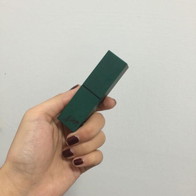 bbia 謬斯女神完美唇膏-冷豔綠管系列