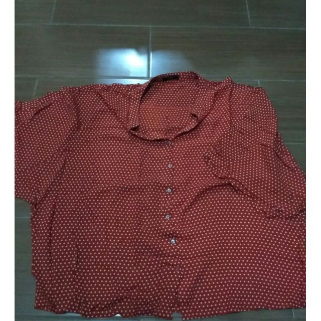 Blouse Loose RMG - All Size
