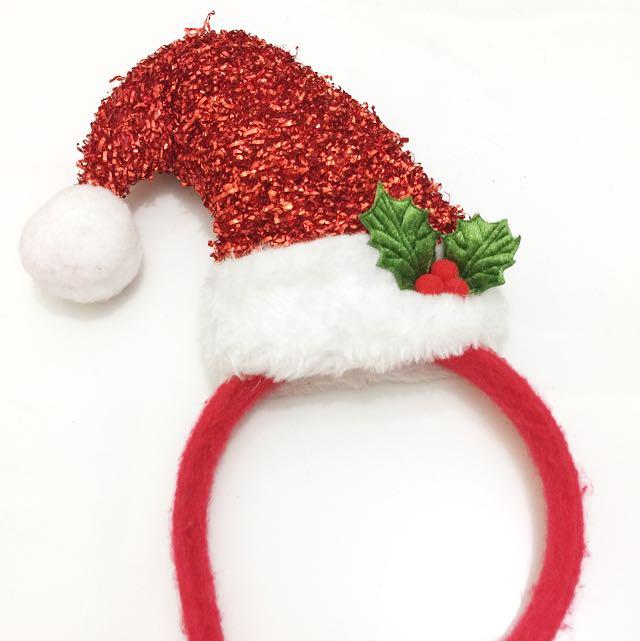 Christmas Headpiece