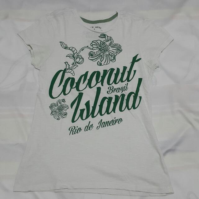 Coconut Island Tee
