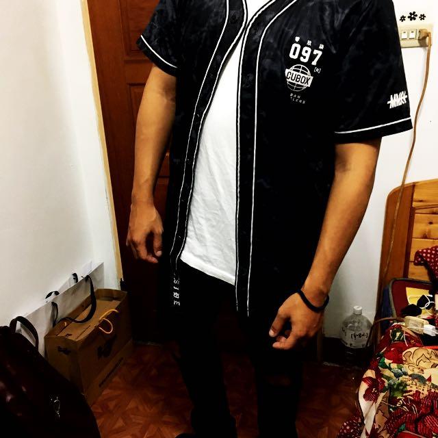 CUBOX棒球衣