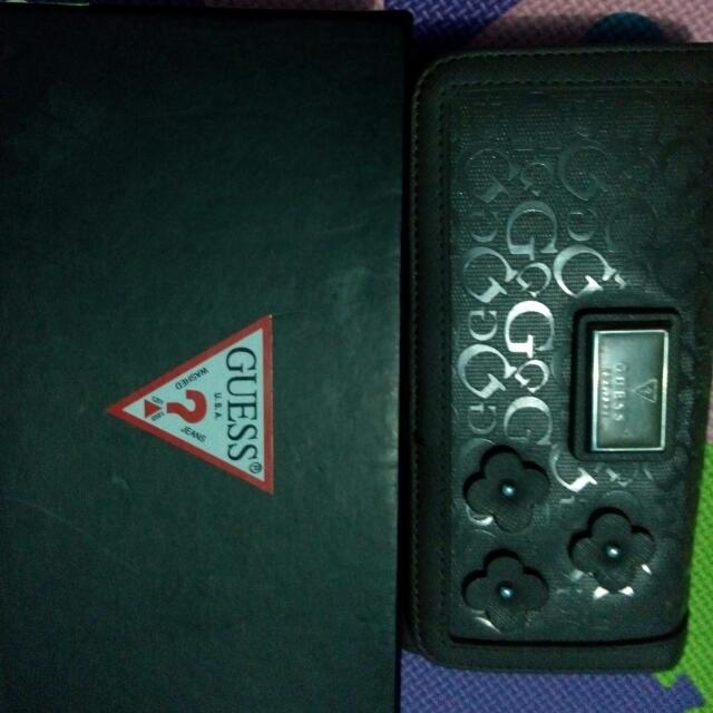 Dompet Guess Second 1x Pakai
