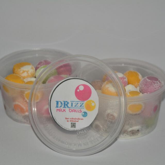 Drizz Milk Bals