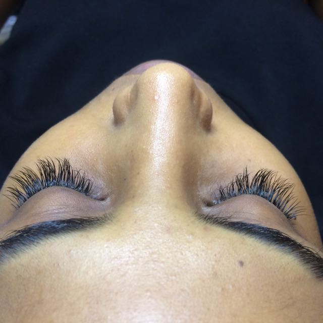 Eyelashes Extension Unlimited Lashes Health Beauty Makeup On