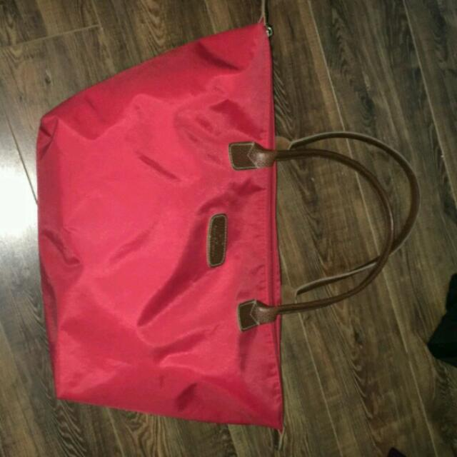 Georgeus Red Bag
