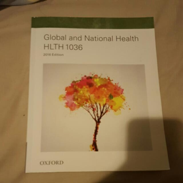 Global and National Health(2016 Edition)