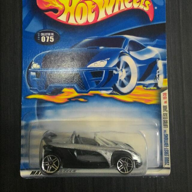 Hotwheel Rare