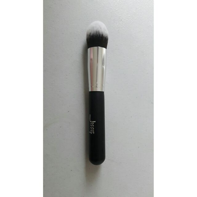 Jessup Pointed Kabuki Brush (Pecahan Set)