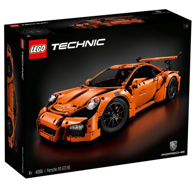 Lego 911 Gt3 Rs