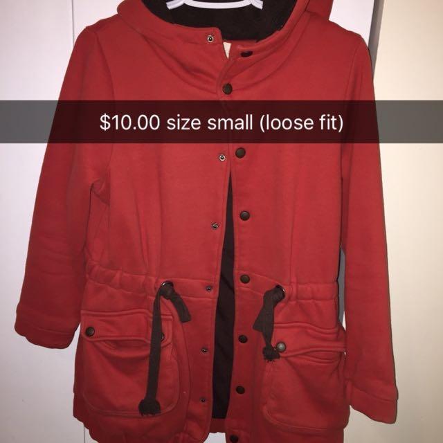 Light Loose Fit Jacket