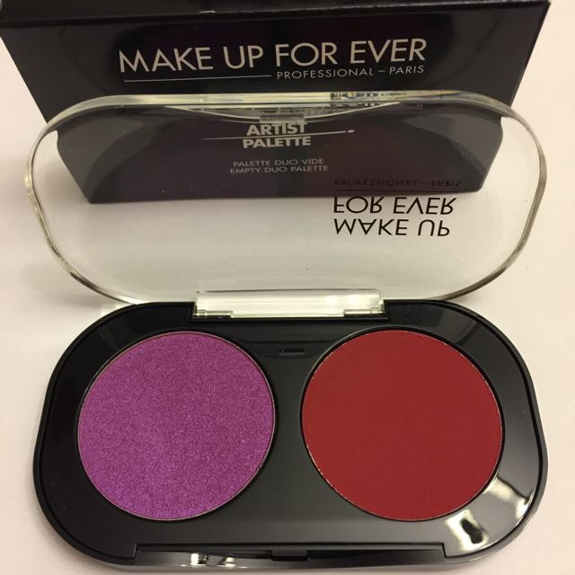 Make Up Forever Eye Duo