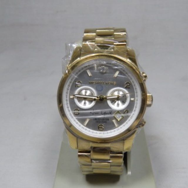 81b20dd39806 Michael Kors New York Limited Edition (Authentic) Like New