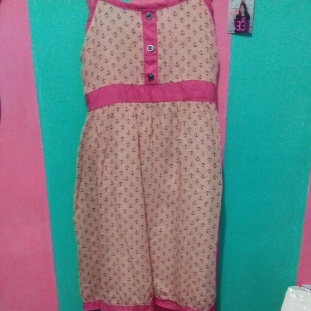 Mini Dress Jangkar
