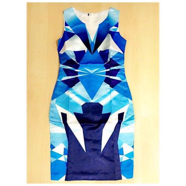 Mozaic dress